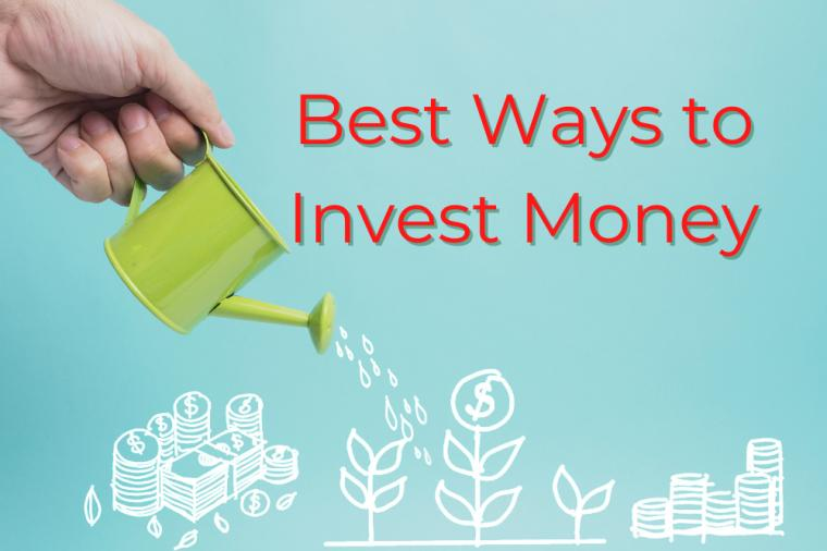 4 Ways to Invest Money, Even If You Have Little to Invest