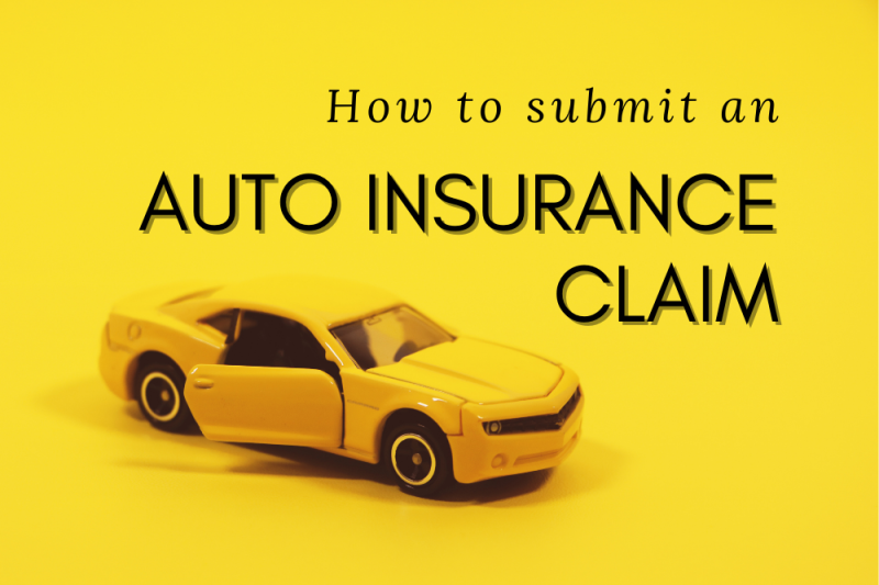 How to Submit an Auto Insurance Claim