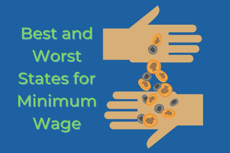 The Best & Worst Cities for Minimum Wage Workers