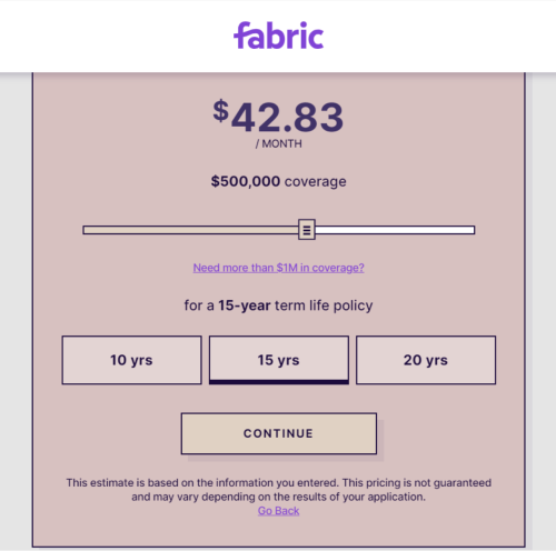 Fabric Review 2