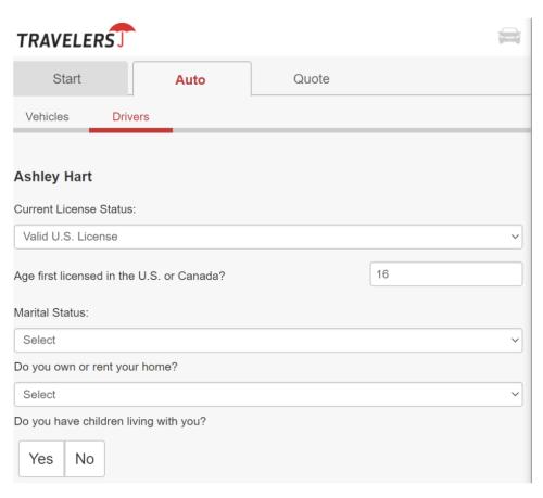 Travelers 11