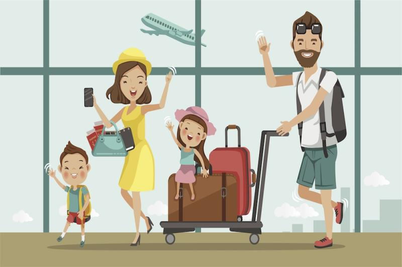12 Ways to Travel with Kids Safely This Summer and Not Break the Bank