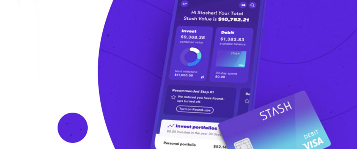 Stash Invest And Visa Debit