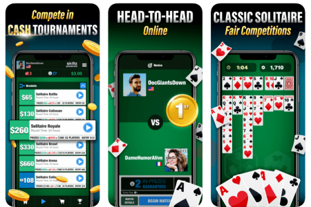 Need Quick Cash? This App Pays You To Play Solitaire (2020 Review of Solitaire Cube)