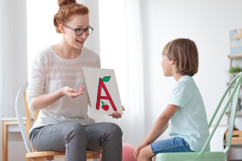 Speech-language pathologist