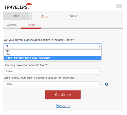 Travelers 15