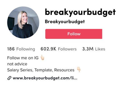 BreakYourBudget
