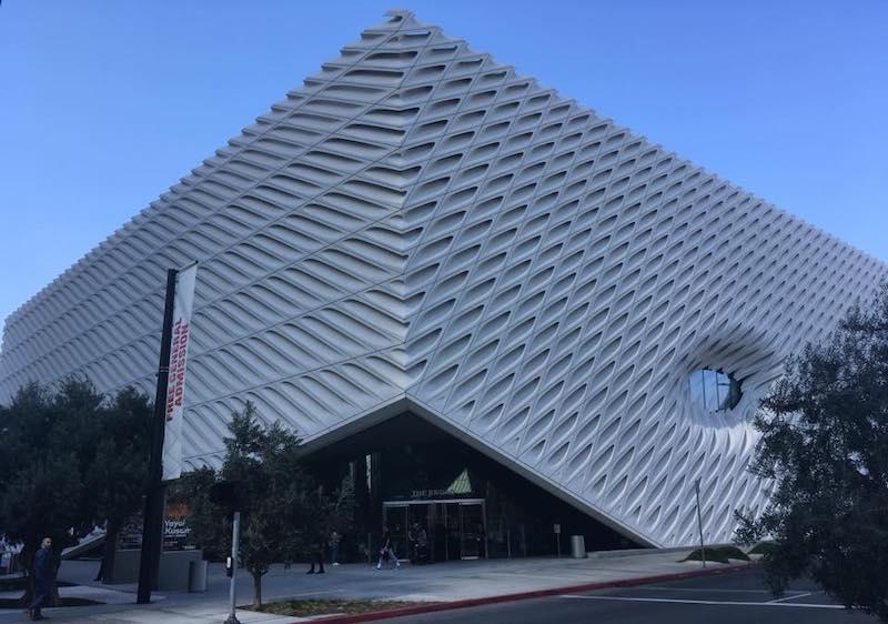 The Broad LA