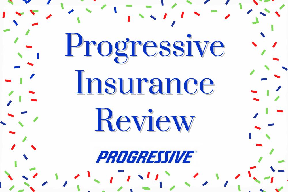 Review Of Progressive Auto Insurance