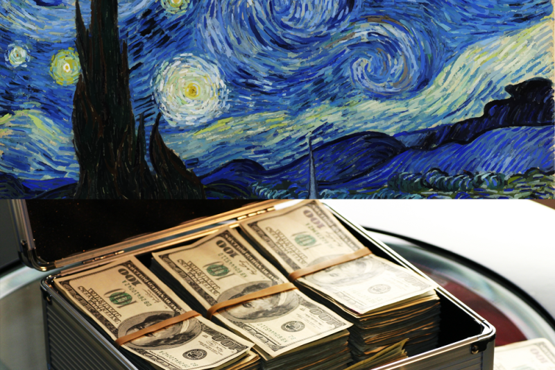How My $1,000 Investment in High-End Art Outperforms the S&P By 10-25% Every Year