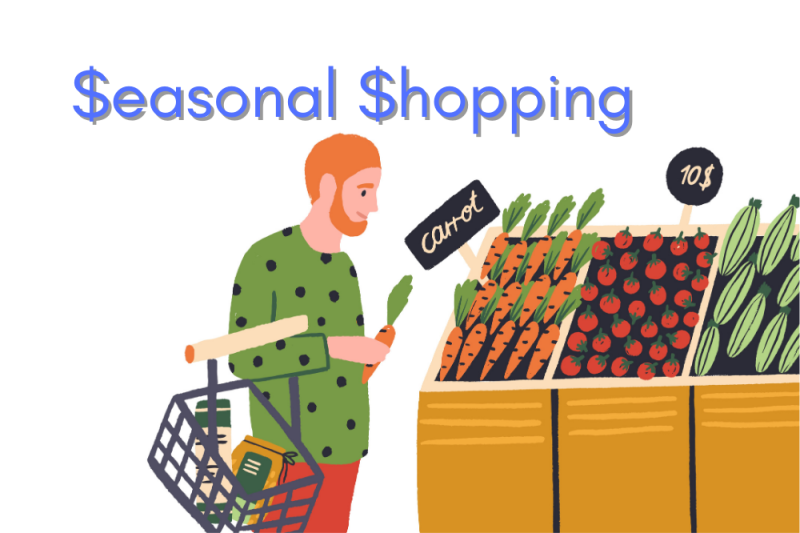 How Buying Seasonal Food Can Help You Save on Your Grocery Bill