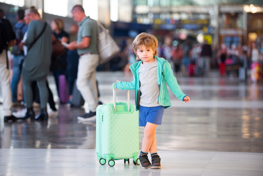 kid travel