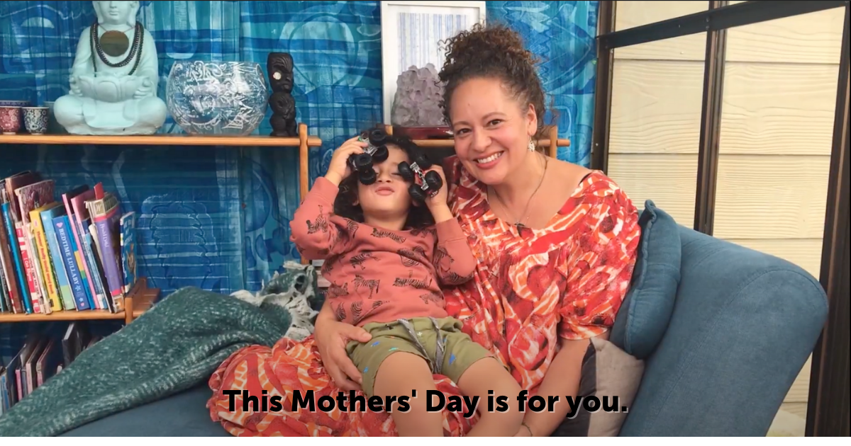 Mothers' Day video
