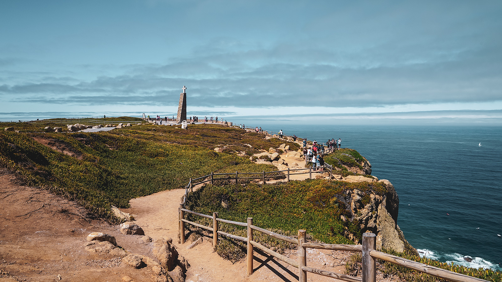 Monument at Cabo da Roca