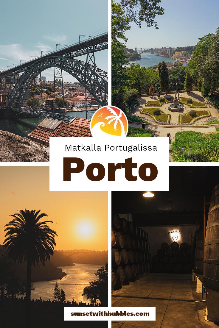 Pinterest: Matkalla Portugalissa - Porto