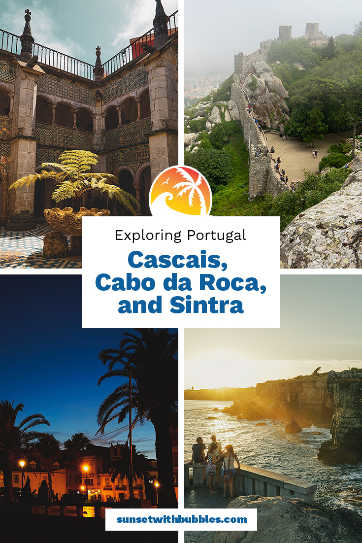 Pinterest: Exploring Portugal - Cascais, Cabo da Roca, and Sintra