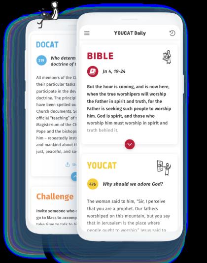 YOUCAT Daily App