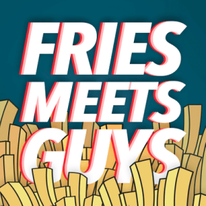 Cover til podcasten Fries meets guys