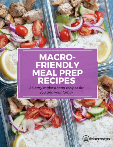 macro counting cookbook cover