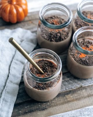 Chocolate Pudding Cups