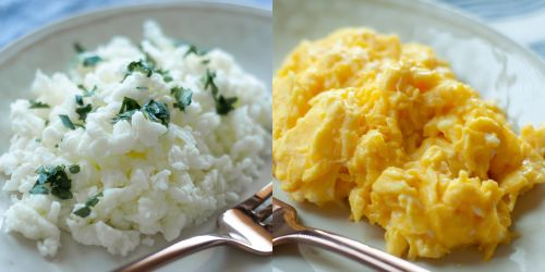 Macrostax Egg Whites vs. Eggs