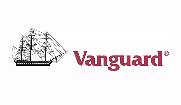 Vanguard logo with sailboat