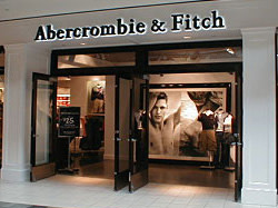 Abercrombie & Fitch store