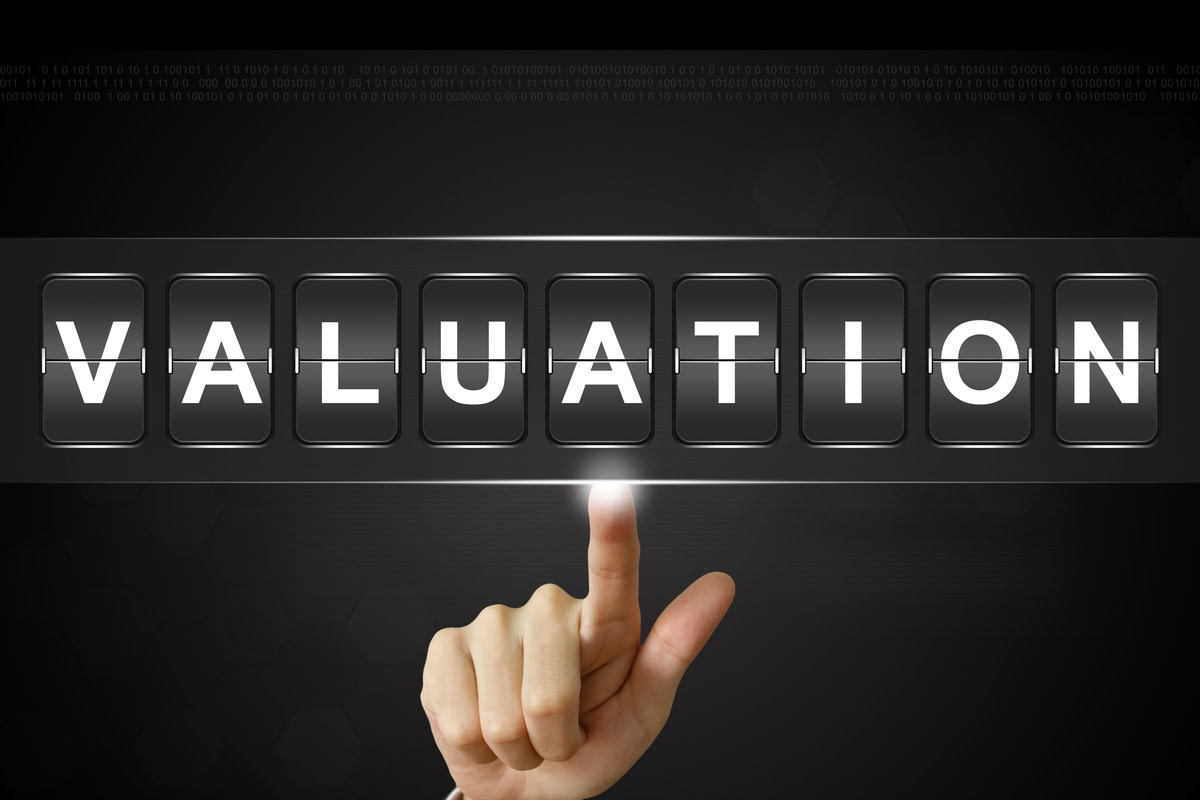 Business Valuation Concept