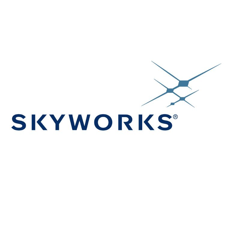 skyworks logo chip maker