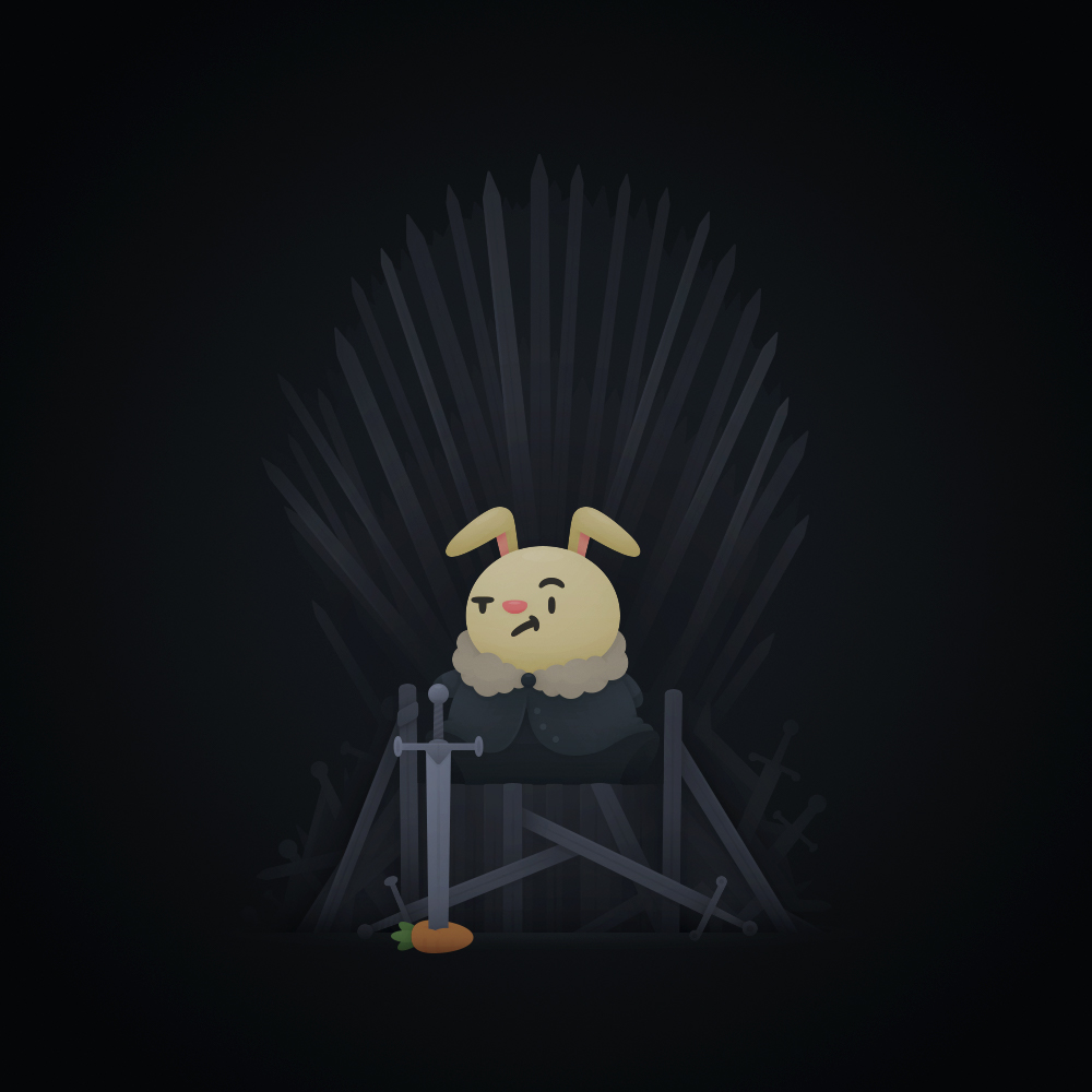 Game of Thrones Bunny