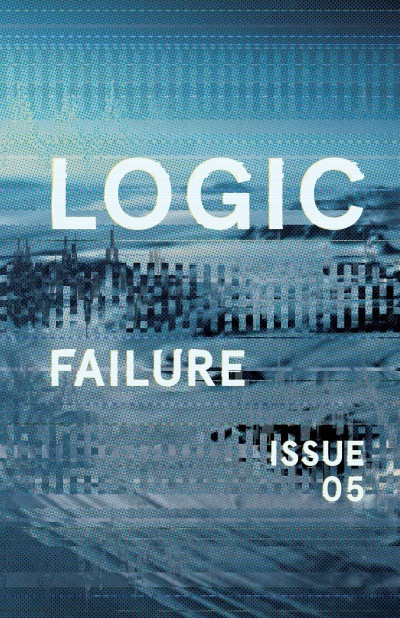 Cover for Logic's fifth issue, Failure