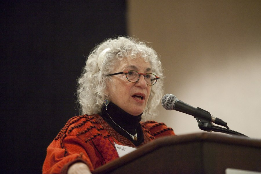A photo of Joan Greenbaum.