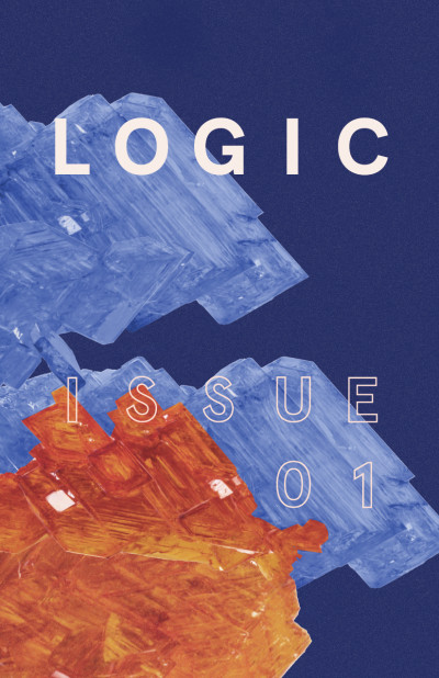 Cover of Logic's first issue, Intelligence