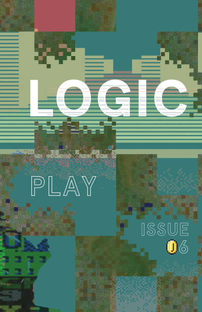 Cover of Logic's sixth issue, Play.
