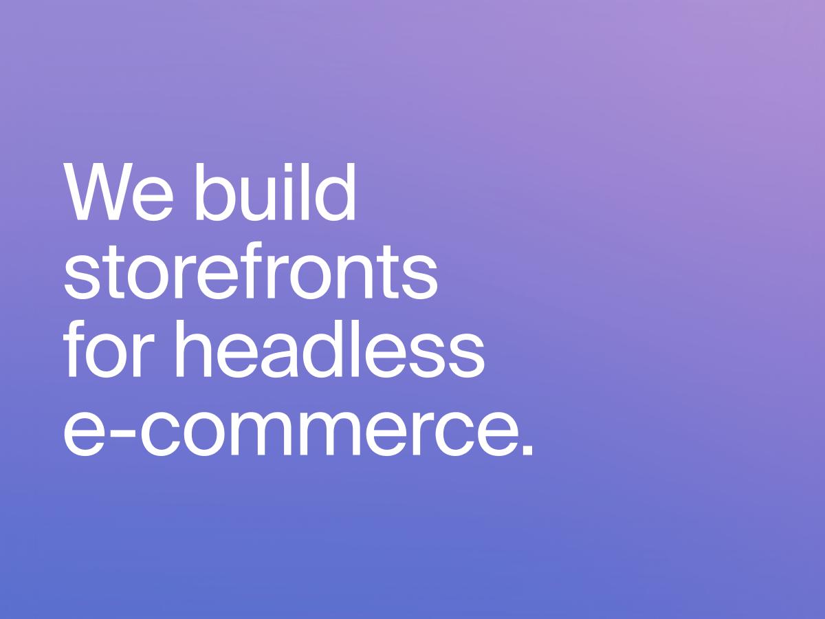 Commerce-UI