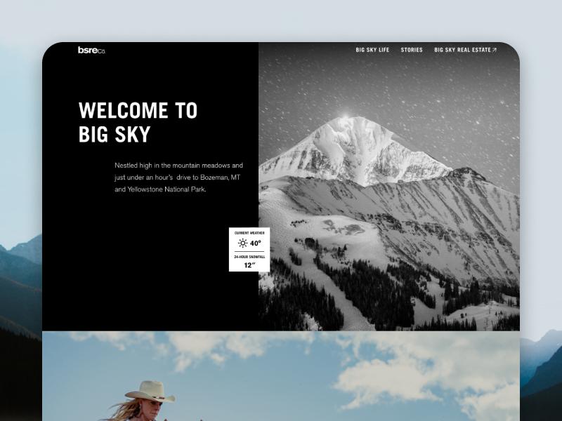 Big Sky Real Estate