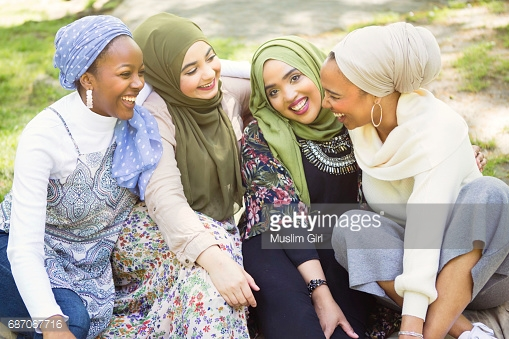 MuslimGirl Getty Collection