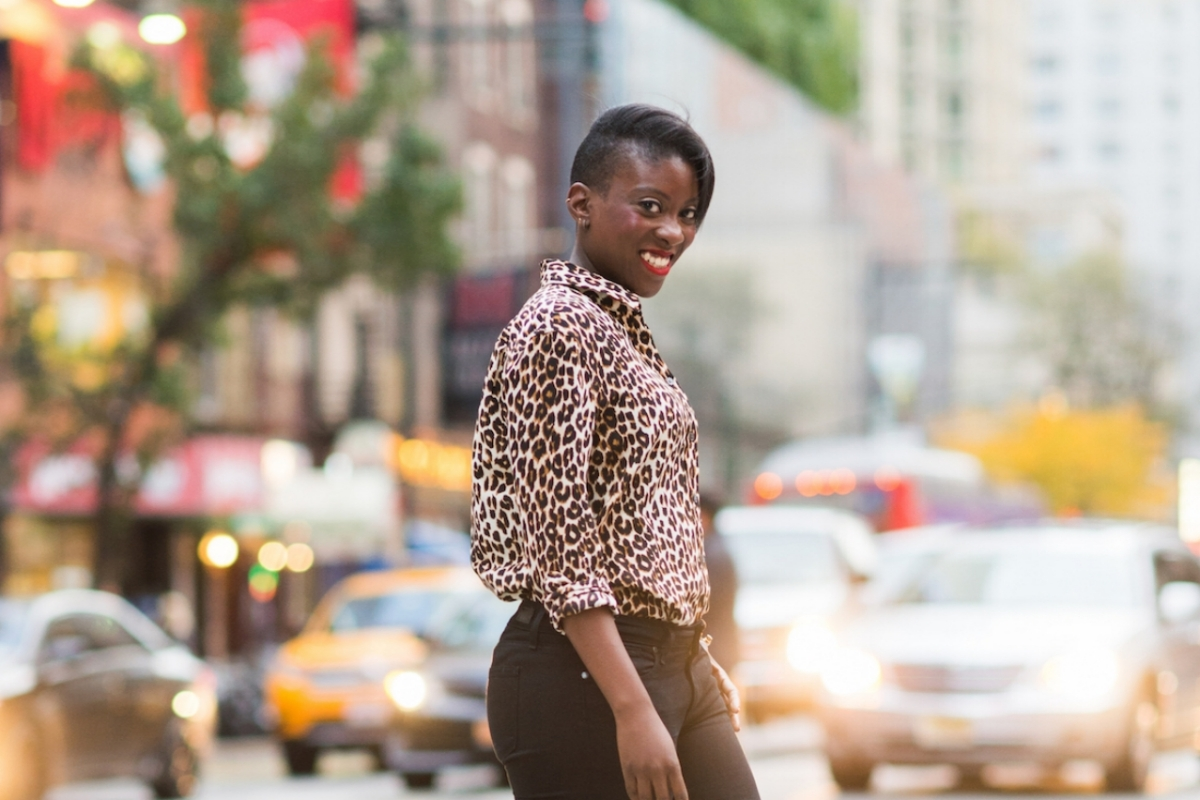 Nikki Ogunnaike Style Director Nikki Ogunnaike Style Director new foto