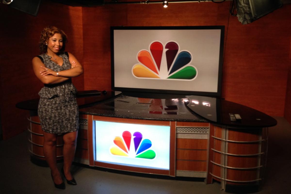 Gabrielle Simpson NBC