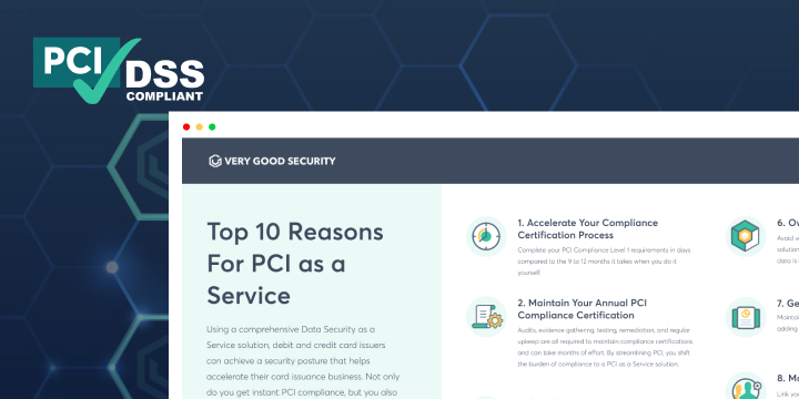 Top 10 Reasons for PCI header image