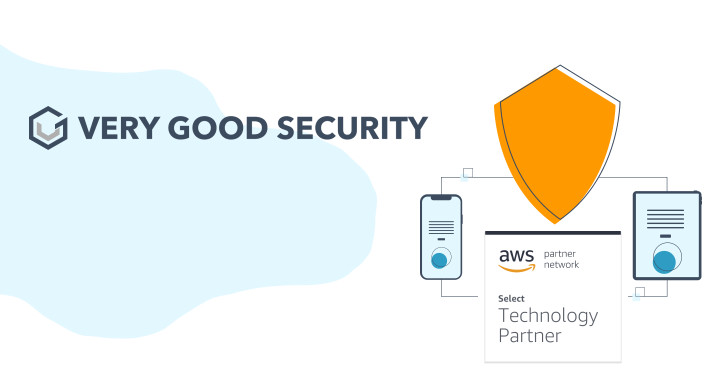 Very Good Security Achieves Amazon Web Services Partner Network Select Technology Partner Status