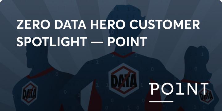 Zero data hero Point blog image