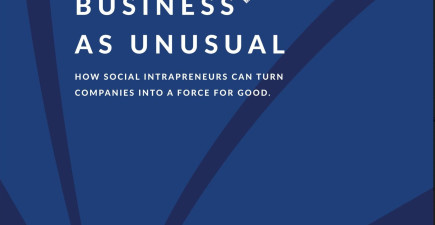 Key Takeaways From the First Global Research Study on Social Intrapreneurship