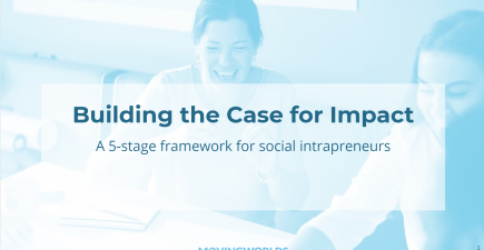 5 Ways to Scale Social Impact Projects at Your Company