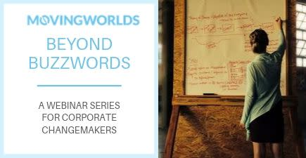 #BeyondBuzzwords Webinar Series