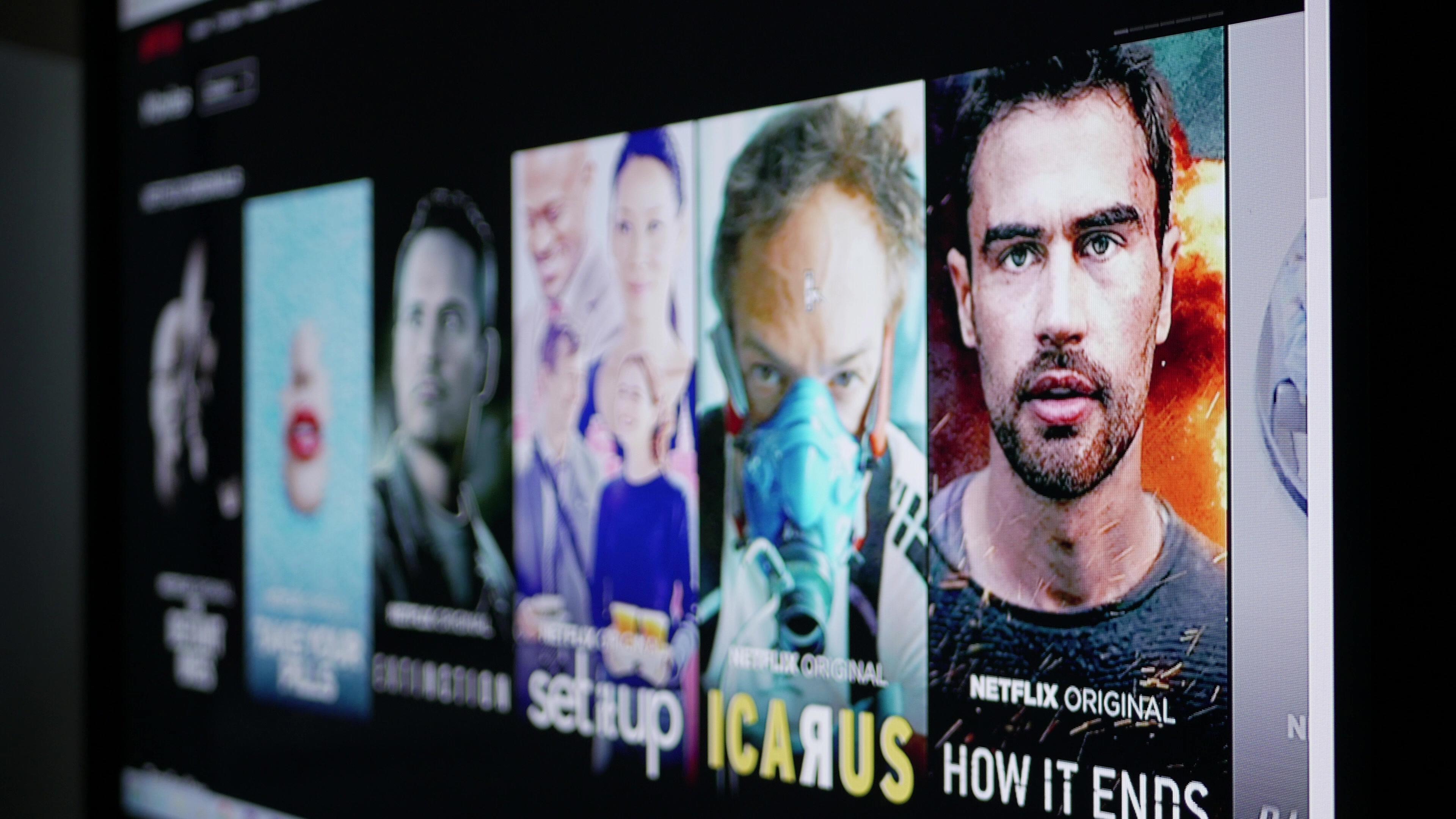 Netflix stock slammed   AngelList