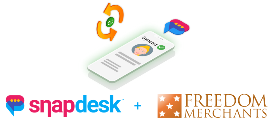 Freedom Merchants Integration with MessageDesk
