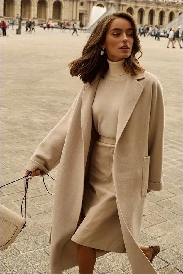 45+ Elegant Women Fall Fashion Everyone Will Fall In Love « The Best Fashion