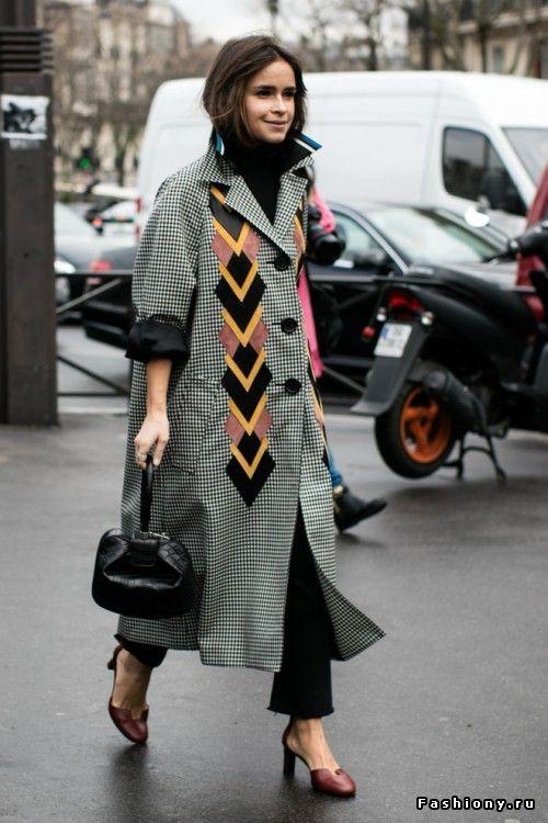 Paris Fashion Week - 2016-2017 - street style