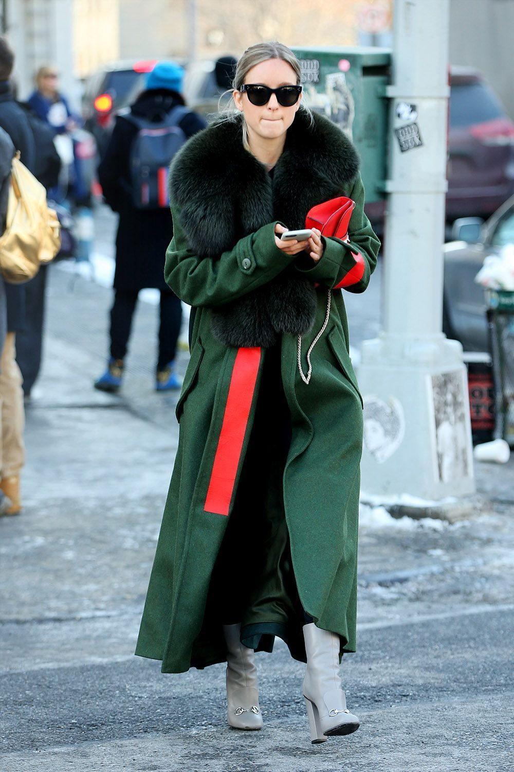 81 Winter Outfit Ideas You Must Copy Right Now #fall #outfit #winter #style Visit to see full collection - Copy
